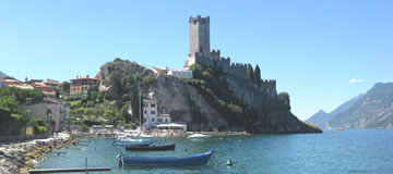 Lake of Garda excursions